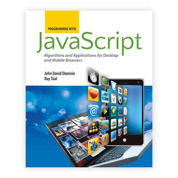 Programming with JavaScript book cover