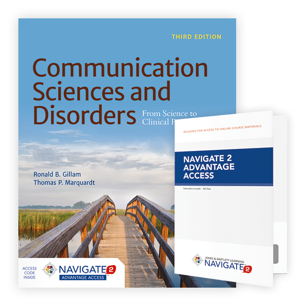 Communication Sciences and Disorders, Third Edition