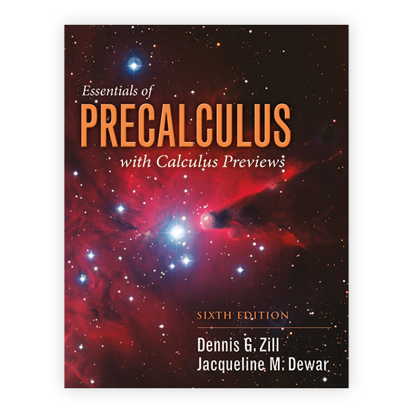 Essentials Of Precalculus With Calculus Previews Sixth Edition