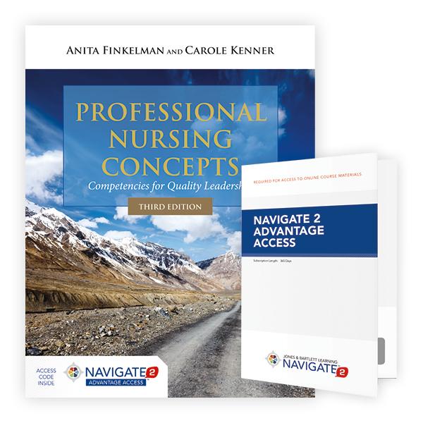 Professional Nursing Concepts, Third Edition Includes Navigate 2 Advantage Access