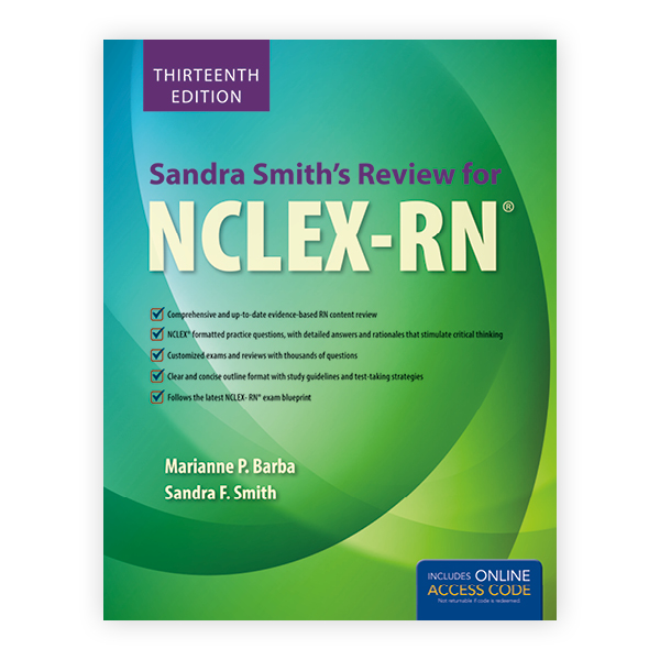 Sandra Smith's Review for NCLEX-RN®, Thirteenth Edition