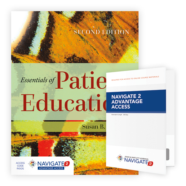 Essentials of Patient Education, Second Edition