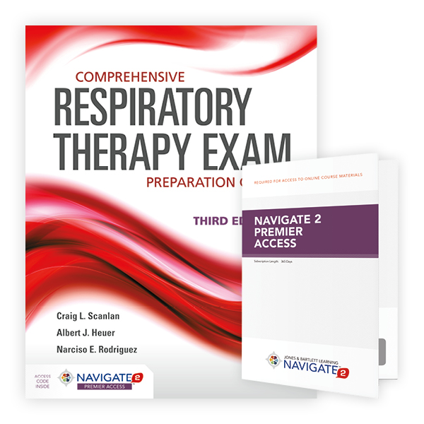 Comprehensive Respiratory Therapy Exam Preparation Guide, Third Edition