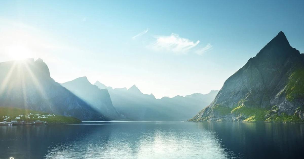 sunset-in-lofoten-islands-norwa