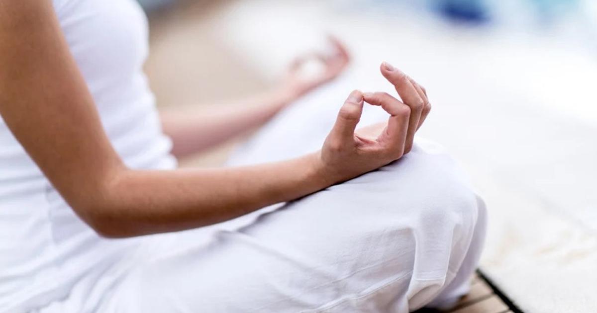 yoga-woman-meditating-and-making