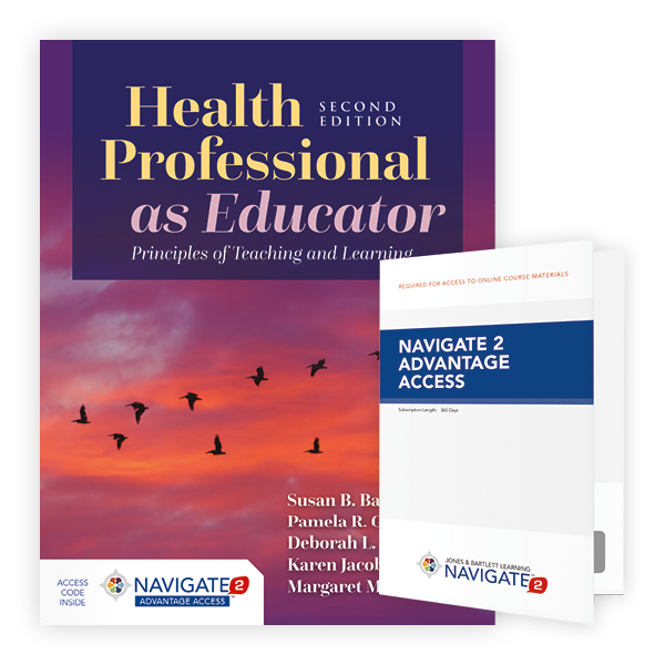 Nurse as Educator: Principles of Teaching and Learning for