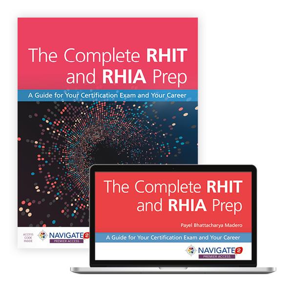 rhia rhit prep certification complete exam career credential copy