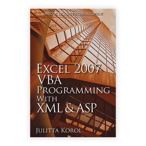 Excel 2003 Vba Ebook