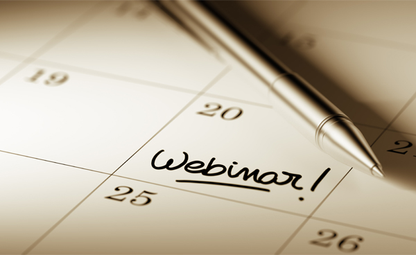 Events and Webinars